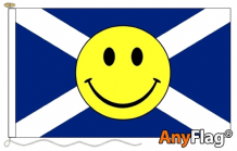 ST ANDREWS SMILEY ANYFLAG RANGE - VARIOUS SIZES